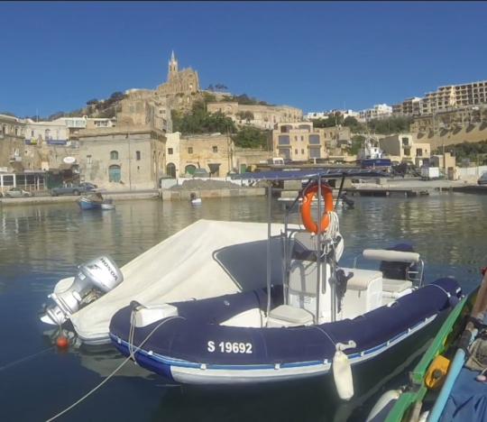 Self-Drive Boats